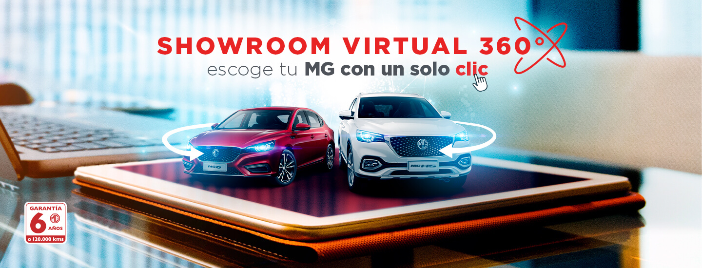 Showroom Virtual 360º